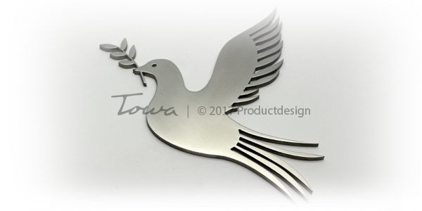Stainless steel accessories – Birds